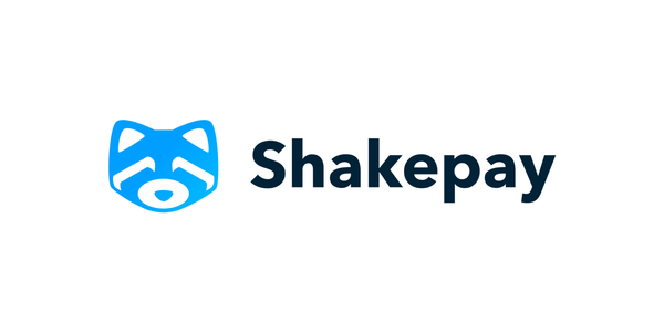 Shakepay.com and a refreshed logo